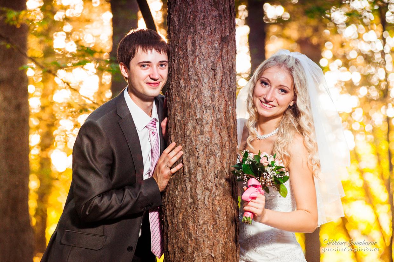 Свадебный фотограф в Туле Центральный парк